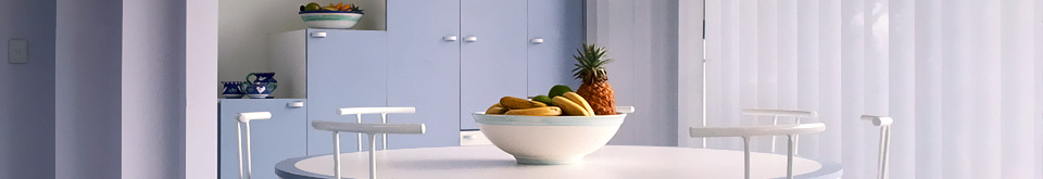 Breakfast Area Fruit Bowl